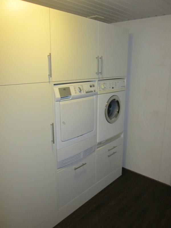 Product Wasmachinekast Op Maat